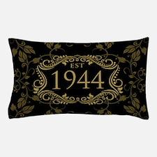Est 1944 Birth Year Pillow Case