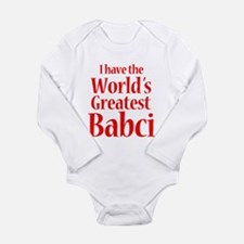 Cool Mothers day grandmother Long Sleeve Infant Bodysuit