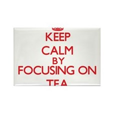 Keep Calm by focusing on Tea Magnets