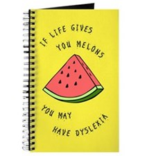 If life gives you melons Journal
