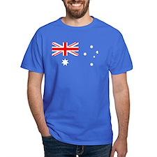 Australia flag transparent T-Shirt