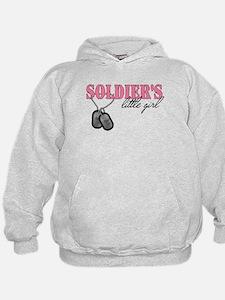 Soldier's Little Girl Hoodie