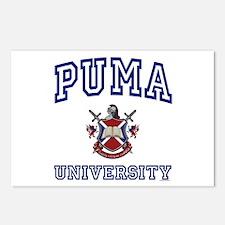 PUMA University Postcards (Package of 8)