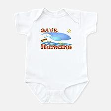 Save The Humans, Infant Bodysuit
