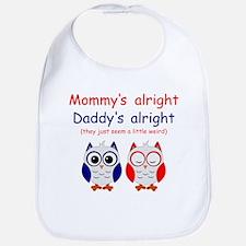 Mommy's Alright Bib