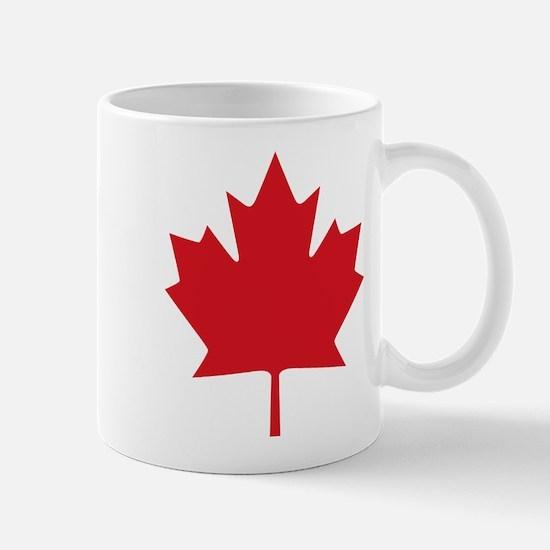 Canada flag Mugs