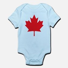 Canada flag Body Suit