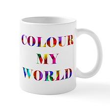 Colour My World Mugs