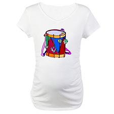 Cartoon Drum Shirt