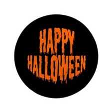 "buttons-happyhalloween.png 3.5"" Button (100 pack)"