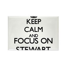 Keep calm and Focus on Stewart Magnets
