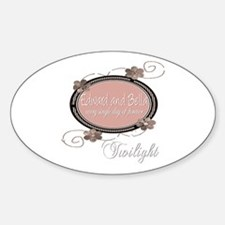 Edward and Bella Collection Decal