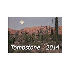Tombstone Memento 2014 Magnet