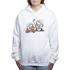 Ice Hockey Penguins Women's Hooded Sweatshirt