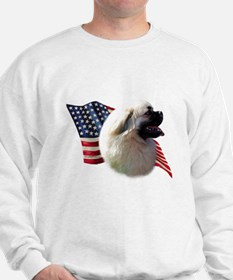 Tibby Flag Sweatshirt