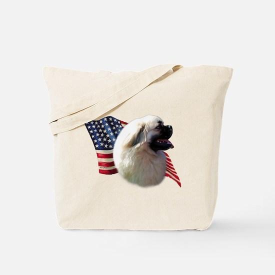Tibby Flag Tote Bag