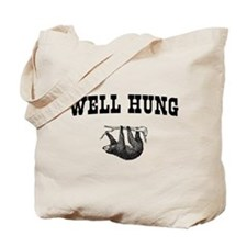 Sloth Well Hung Tote Bag