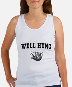 Sloth Well Hung Tank Top