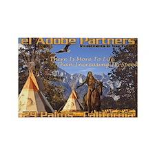 Sample Promotional Design 100 Pak Magnets