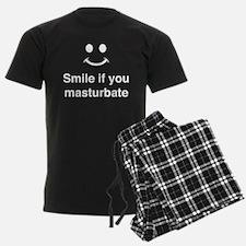 Smile if You Masturbate Pajamas