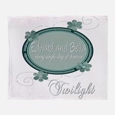 Edward and Bella Collection Throw Blanket