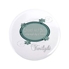 """Edward and Bella Collection 3.5"""" Button"""