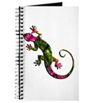 Green Purple Gecko Journal