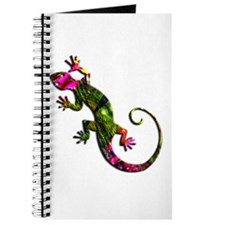 Green Purple Gecko Journal