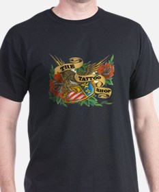 4th of July American Eagles T-Shirt
