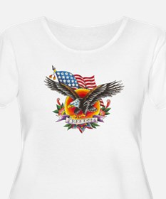 4th of July Screamin' Eagles T-Shirt