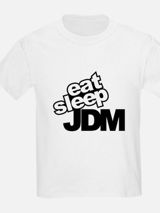eat_sleep_JDM.jpg T-Shirt