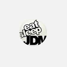 eat_sleep_JDM.jpg Mini Button