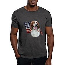 Welsh Springer Flag T-Shirt