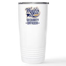 Unique Security Travel Mug