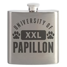 University Of Papillon Flask
