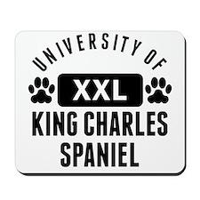 University Of King Charles Spaniel Mousepad