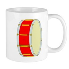 Bass Drum Mugs