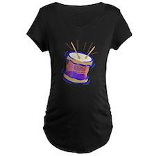 Drum Maternity T-Shirt