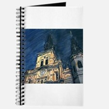 French Quarter Cathedral Journal