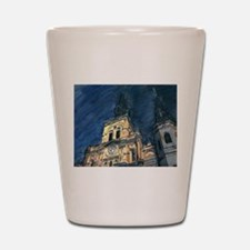 French Quarter Cathedral Shot Glass