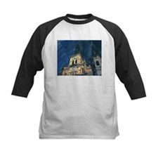 French Quarter Cathedral Baseball Jersey
