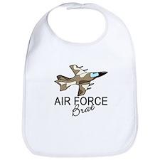 Air Force Brat Bib