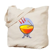 Kettle Drum Tote Bag