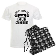 University Of English Coonhound Pajamas