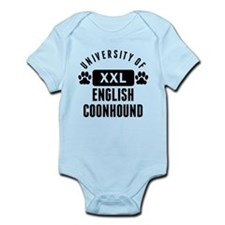 University Of English Coonhound Body Suit
