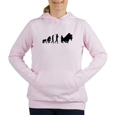 Concert Pianist Women's Hooded Sweatshirt