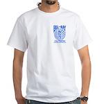 Bel-Ray Vintage White T-Shirt