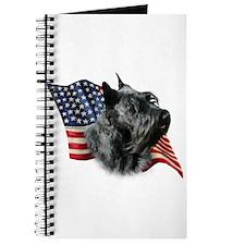 Scotty(blk) Flag Journal