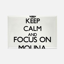 Keep calm and Focus on Molina Magnets