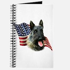 Scotty(brn) Flag Journal